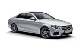 EA Chauffeur executive car Mercedes E Class